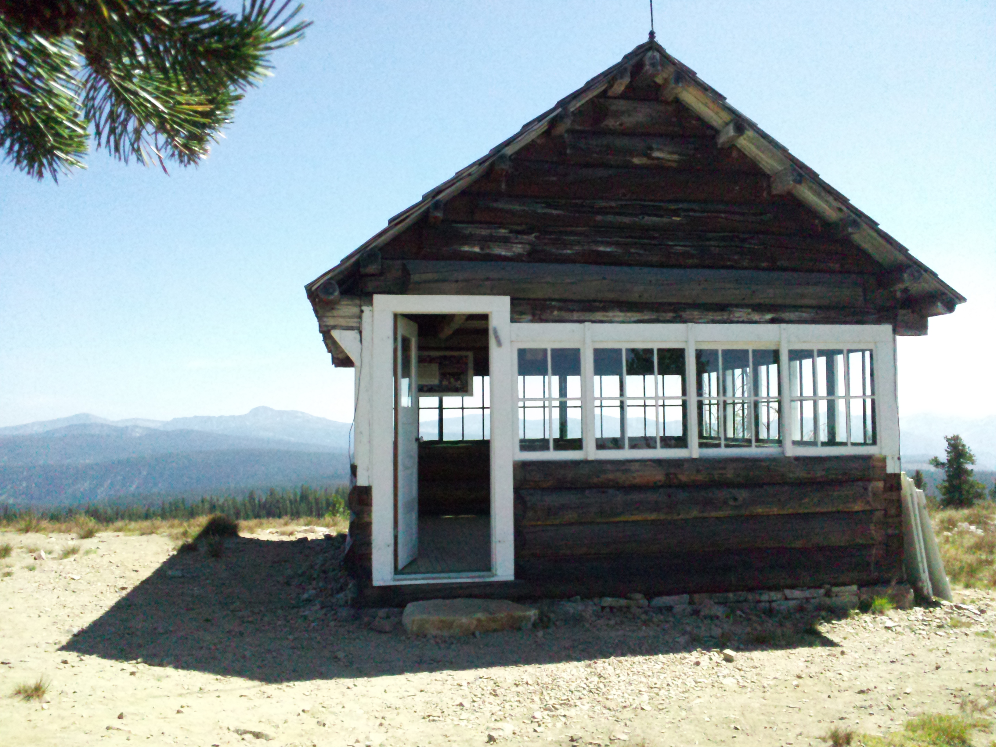Trail Review - Square Mountain Fire Lookout